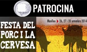 FESTA DEL PORC I LA CERVESA MANLLEU